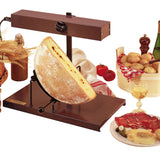 Raclette L'Alpage with food