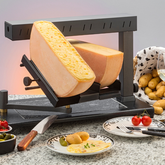 SUPER raclette melter for rent