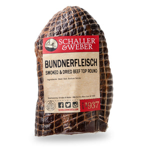 Buendnerfleisch from Schall & Weber in NY