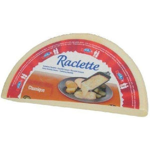 Emmi Raclette Cheese, 1/2 wheel, 6 lbs