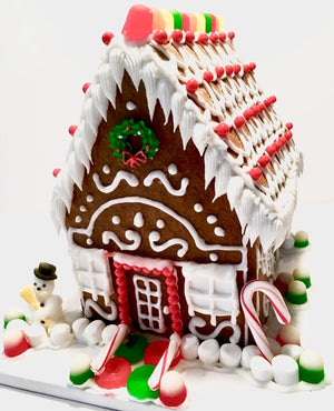 Gingerbread House Kit - PRE-ORDER