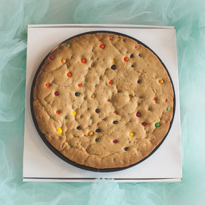 Skipper Cookie Cake