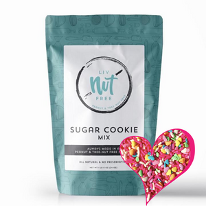 Sugar Cookie Mix & Valentine's Day Sprinkles