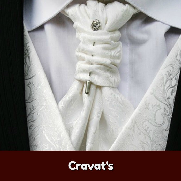 Mens Cravats | Next Day Delivery Available‎