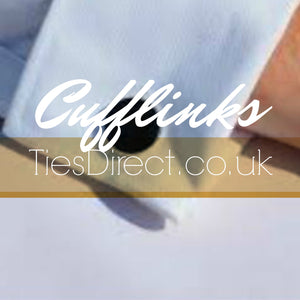 Men's Cufflinks. Discover a classic range of cufflinks and tie clips to give that final touch to your look