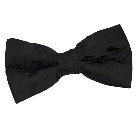 TiesDirect.co.uk - Passion Pre-Tied Bow Tie Colour black