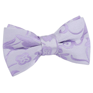 TiesDirect.co.uk - Passion Pre-Tied Bow Tie - Boys Colour lilac