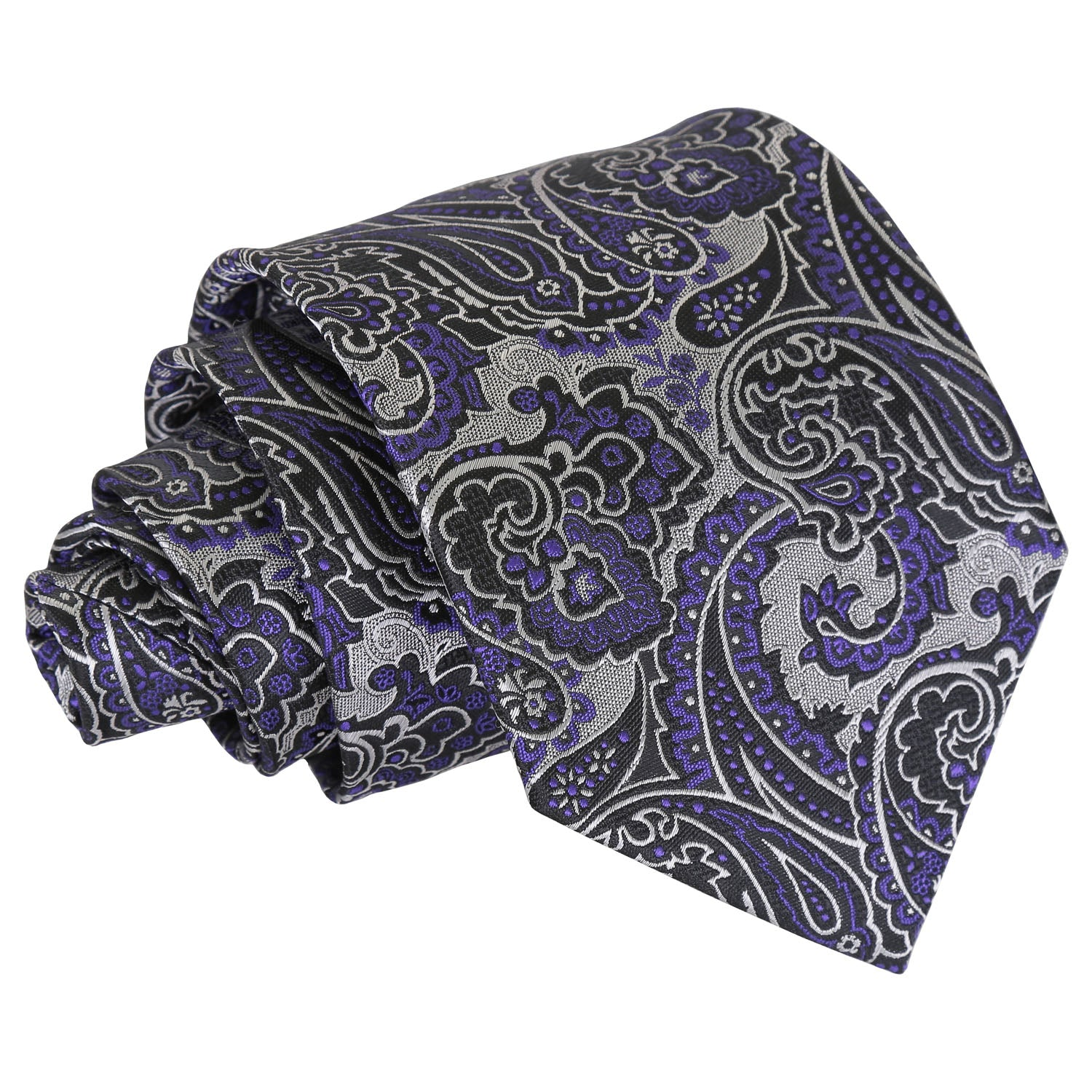 Royal Paisley Classic Tie  | TiesDirect.co.uk