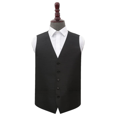 Shantung Wedding Waistcoat  | TiesDirect.co.uk