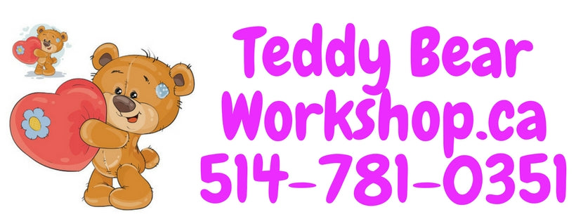 Teddy Bear Workshop Ca
