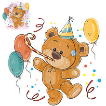 We Come To You - Teddy Bear Birthday Party Workshop - Package A