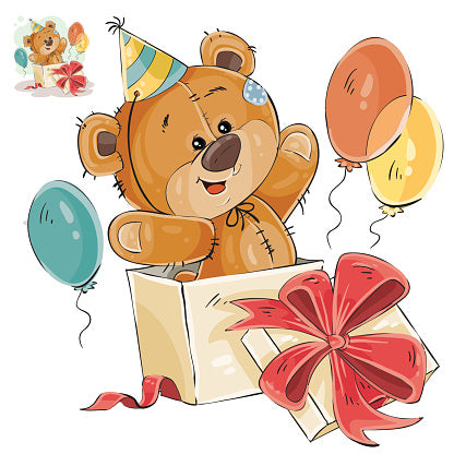 We Come To You: Teddy Bear  Workshop Birthday Party - Reserve Here
