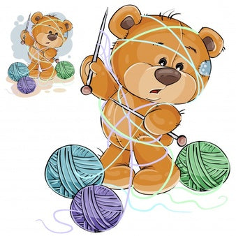 We Come To You - Teddy Bear Birthday Party Workshop - Package C
