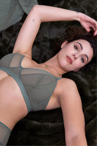 Non-Wired Bras Sustainable Underwear Made in the UK