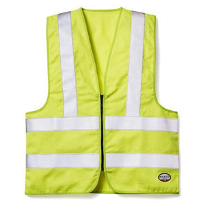 What are the requirements for high visibility safety apparel?