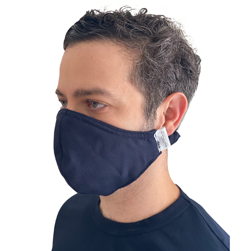 Rasco FR FR9830 Westex DH FR 6.5 oz. Blue FR Face Mask