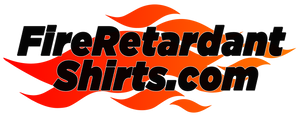 Fire Retardant Shirts com Logo