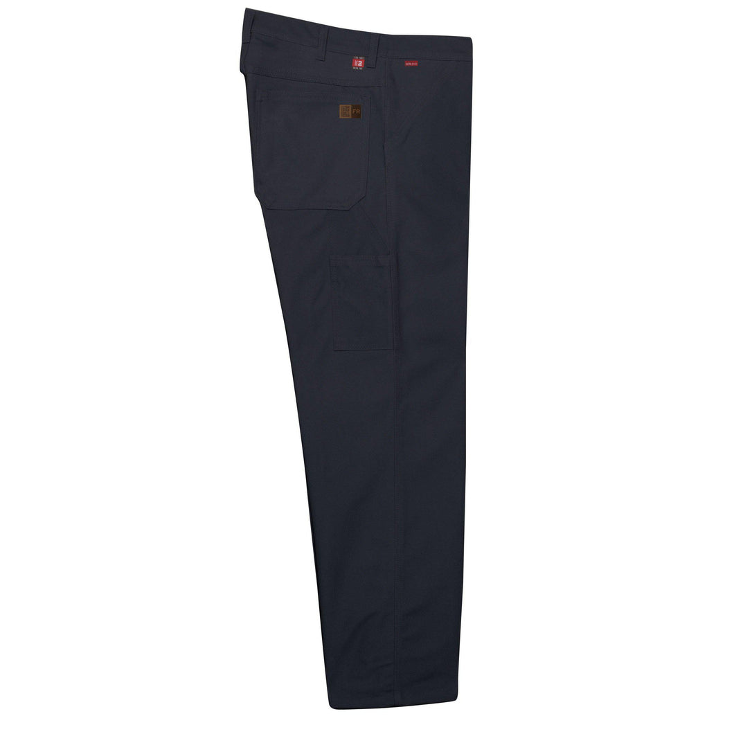 Big Bill FR 1981USD-NAY Navy Duck Jeans - Fire Retardant Shirts.com