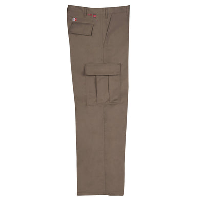 Big Bill FR 3239US9-KAK Khaki Cargo Pants - Fire Retardant Shirts.com