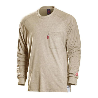 Benchmark FR 3022FRB Beige - 2ND SKIN SHIRT