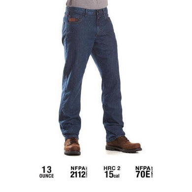 Benchmark FR 22910FR Dirt Road Denim Pants