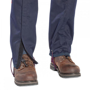 Benchmark FR 5002FRN FR Waterproof Gaiter - Fire Retardant Shirts.com