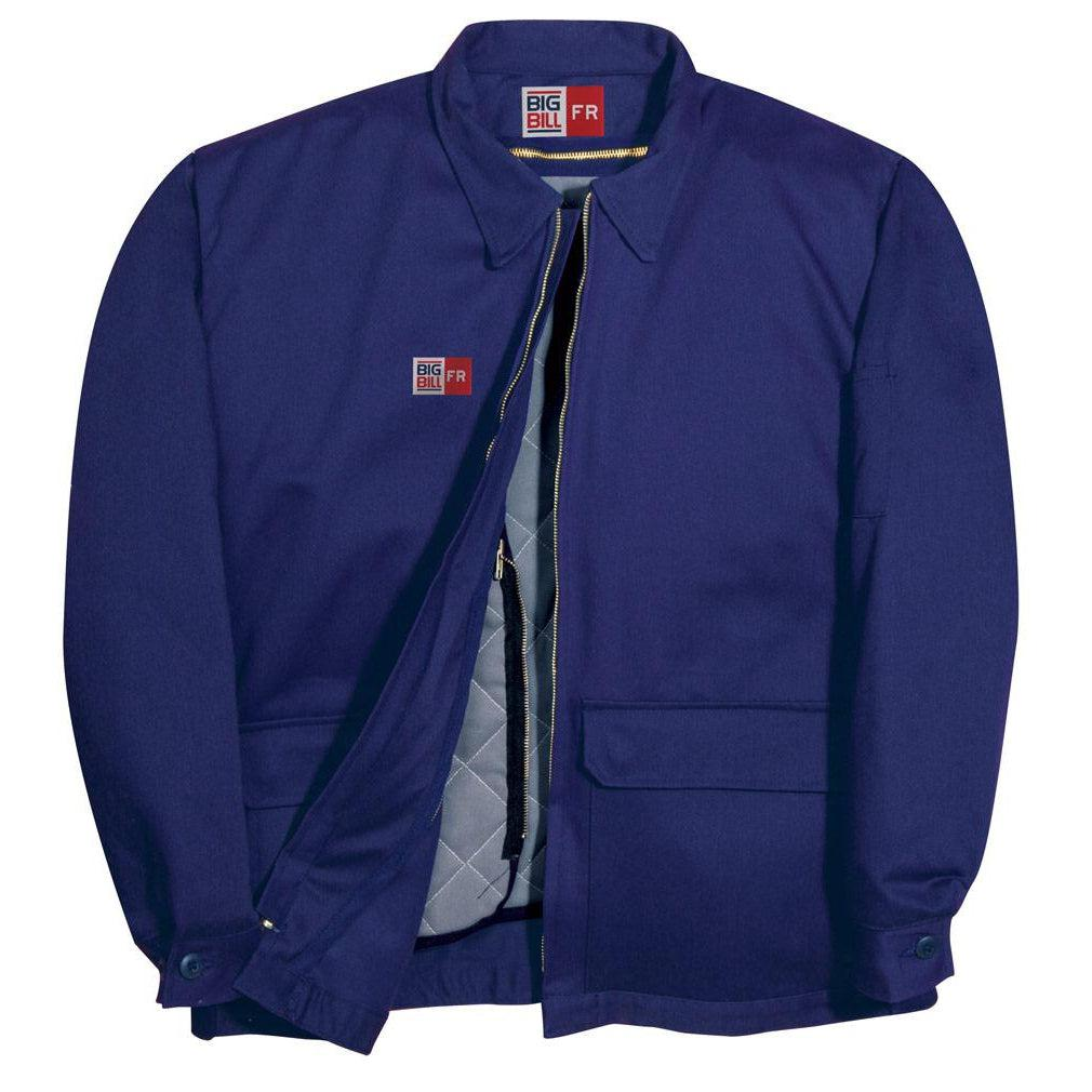 Big Bill FR CL348US9-BLR Royal Blue Work Jacket