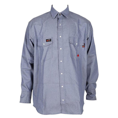 Forge FR MFRCLS-0010 Chambray Shirt