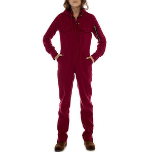 Hautework College Commemorative Flex Suit Women's Coverall