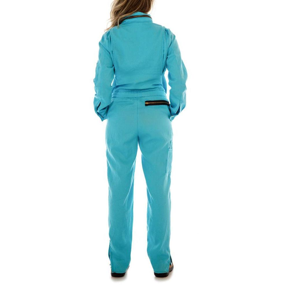 Hautework Flex Suit Women S Coverall Fire Retardant