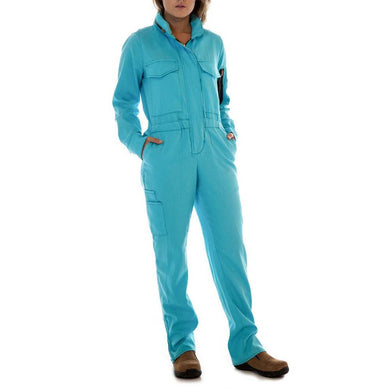 Hautework Flex Suit Women's Coverall - Fire Retardant Shirts.com