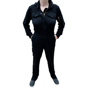 Hautework Knit Flex Suit Women's Coverall - Fire Retardant Shirts.com