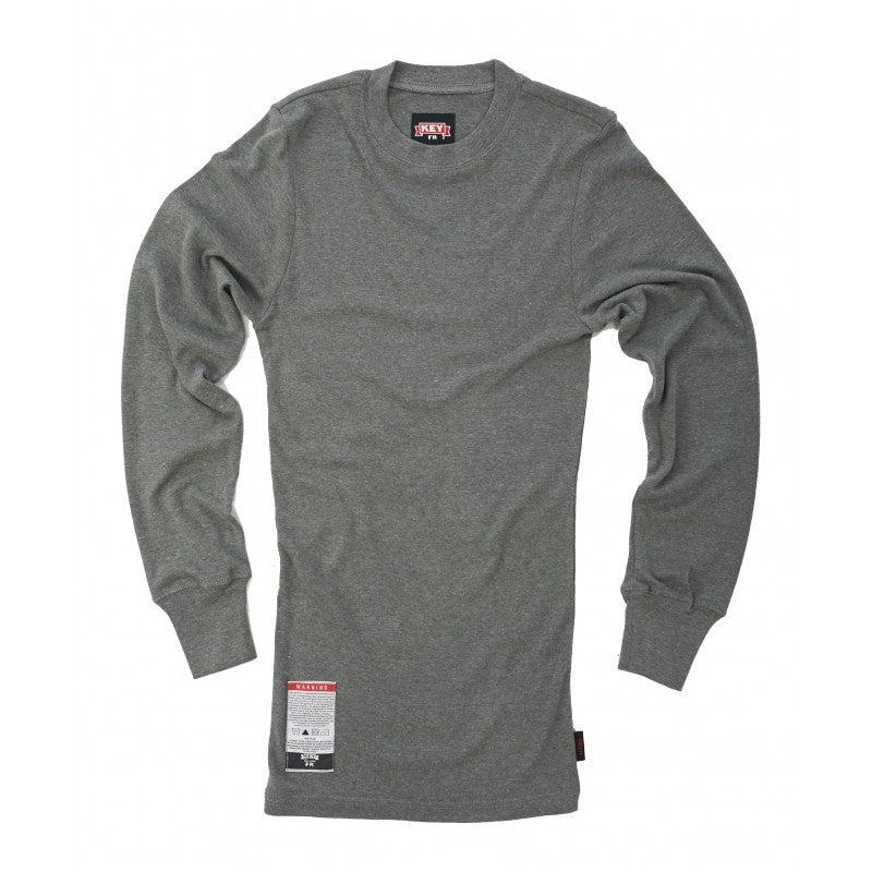 Key Apparel FR 152.05 Gray FR Long Underwear Shirt