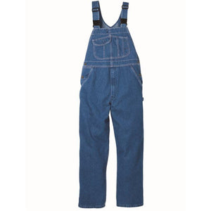 Key Apparel FR 286.43 Navy Denim Bib Overall - Fire Retardant Shirts.com