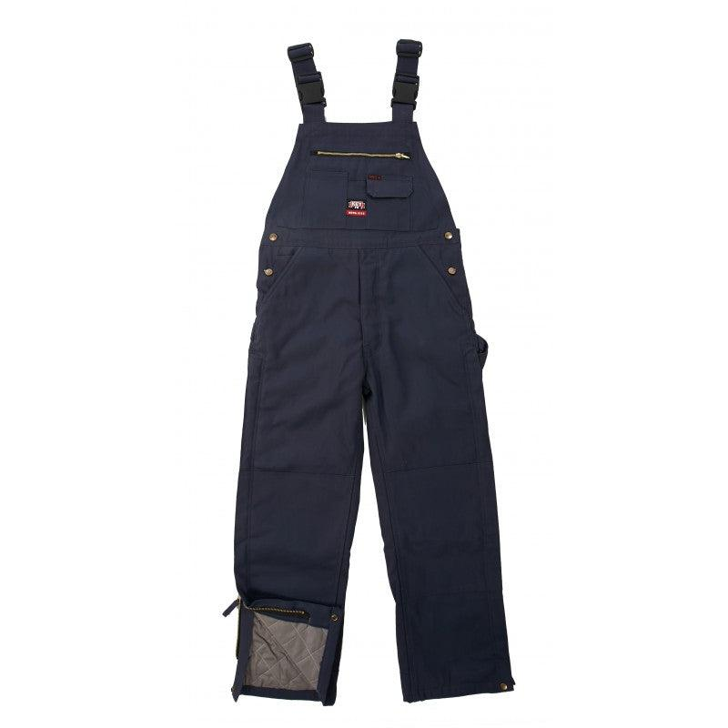 Key Apparel FR 287.40 Navy Insulated Duck Bib Overall