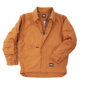 Key Apparel FR 367.21 Caramel Insulated Duck Chore Coat - Fire Retardant Shirts.com