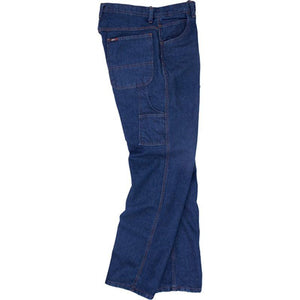 Key Apparel FR 406.43 Indigo Denim Dungaree - Fire Retardant Shirts.com