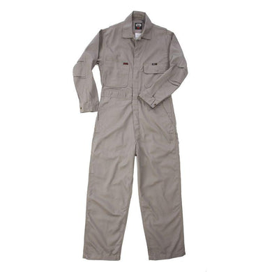 Key Apparel FR 984.04 Medium Gray Contractor Unlined Coverall