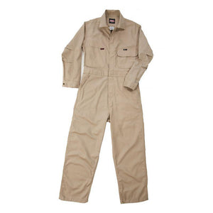 Key Apparel FR 984.24 Khaki Contractor Unlined Coverall - Fire Retardant Shirts.com