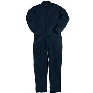 Key Apparel FR 986.41 Navy Deluxe Unlined Coverall