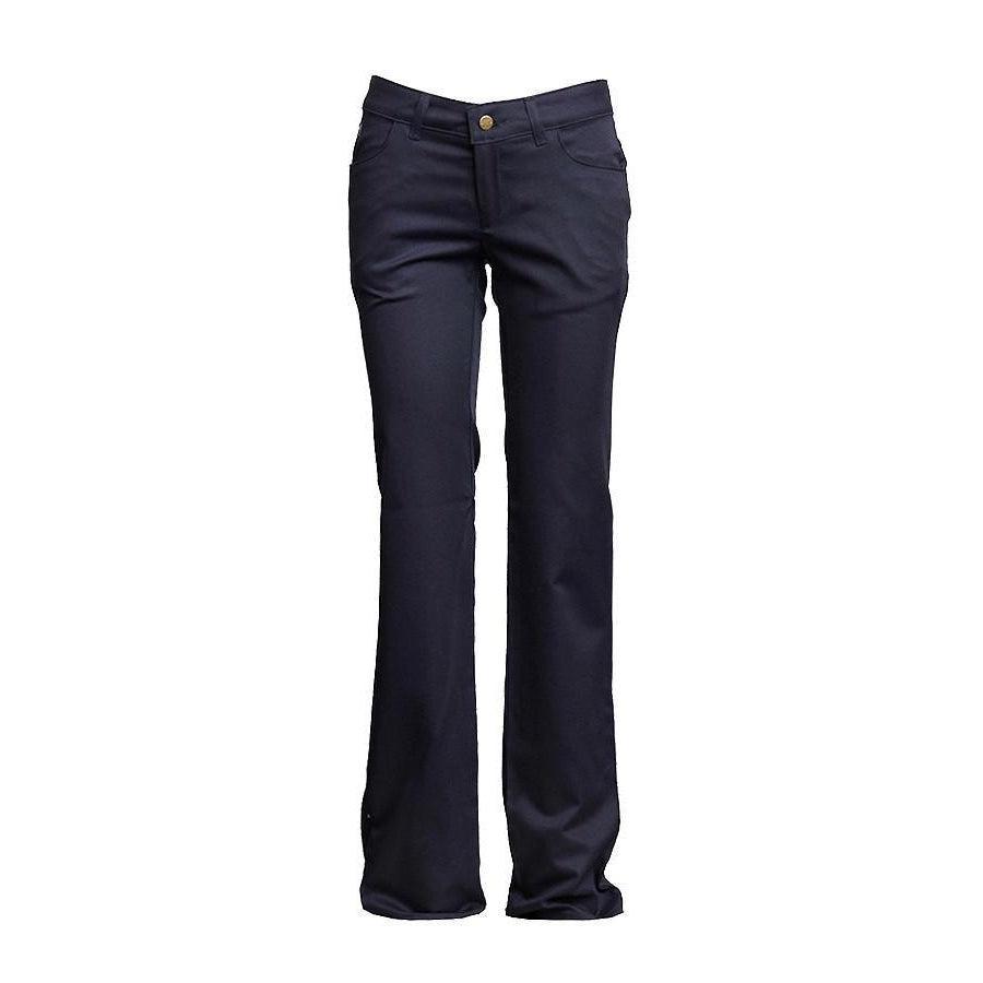 LAPCO FR L-PFRACNY Navy 7oz. Ladies FR Uniform Pants - Fire Retardant Shirts.com