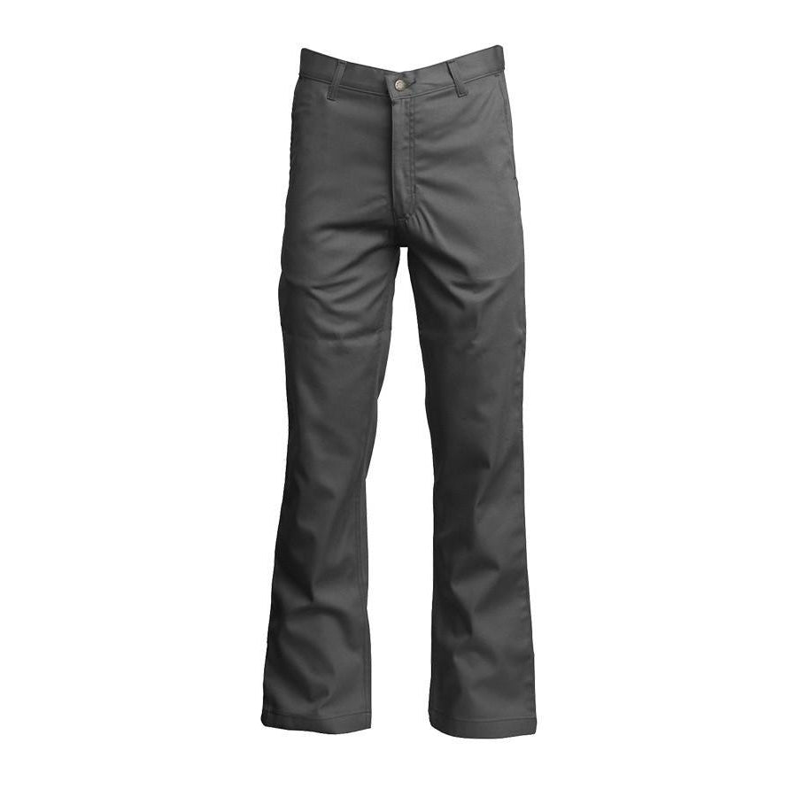 LAPCO FR P-GRY7 Gray 7oz. FR Uniform Pants - Fire Retardant Shirts.com