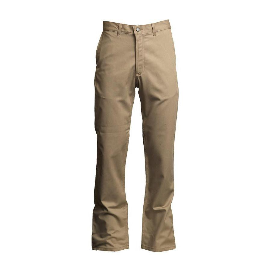 LAPCO FR P-INKAC Khaki 7oz. FR Uniform Pants
