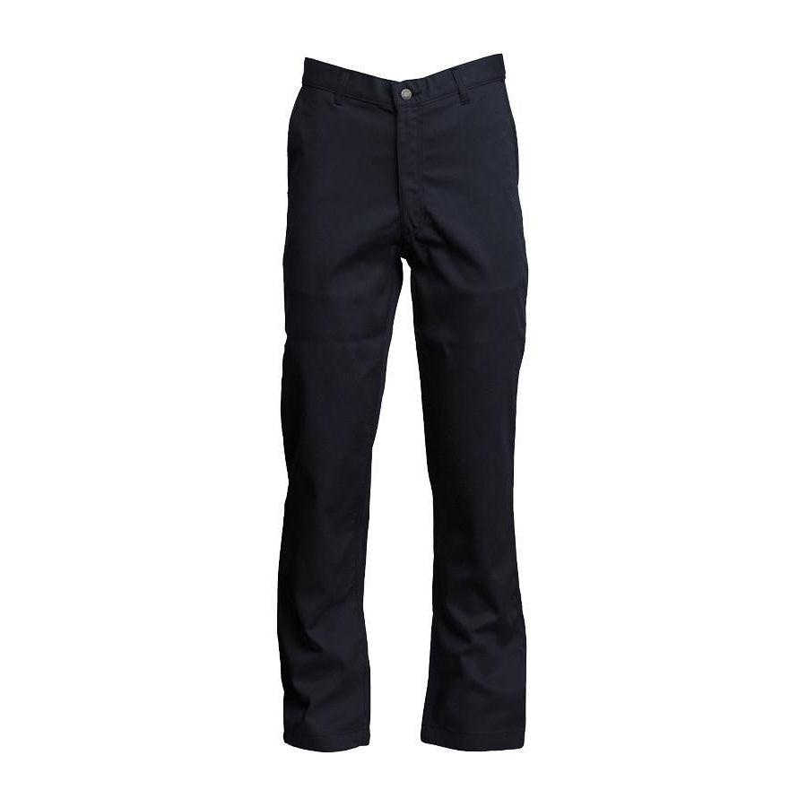 LAPCO FR P-NXC6NV Navy 6oz. FR Uniform Pants - Fire Retardant Shirts.com