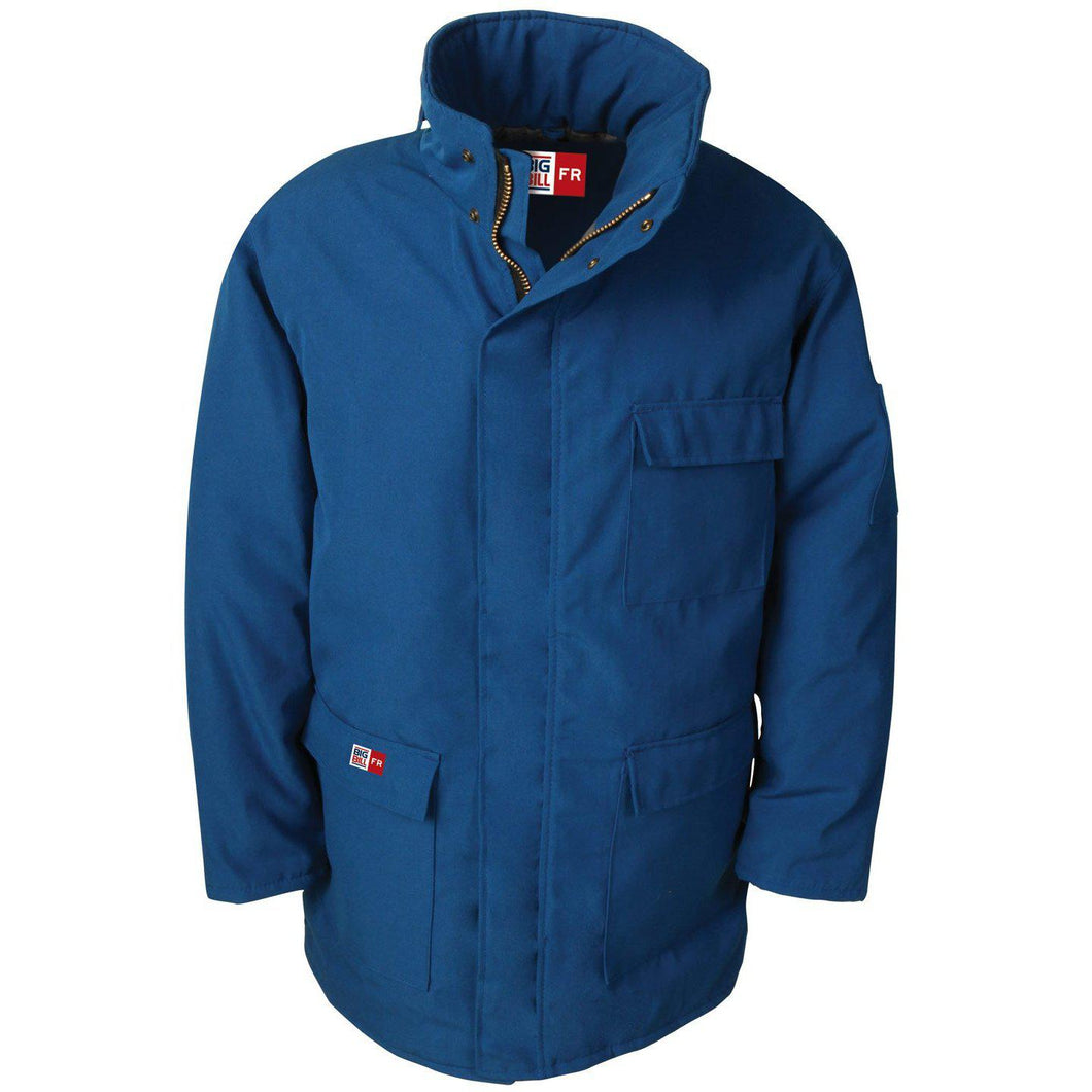 Big Bill FR M300US7-BLR Royal Blue Parka Arctic Jacket