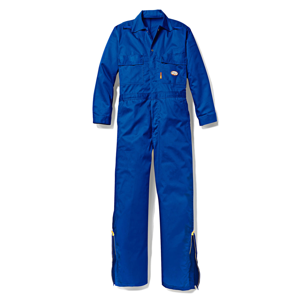 Rasco FR FR2836RB Royal Blue GlenGuard Coverall