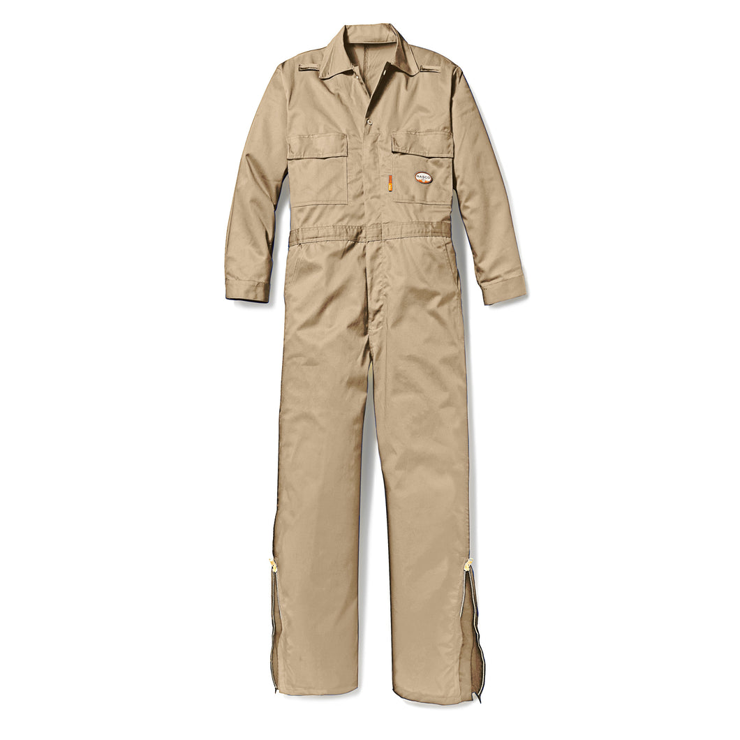 Rasco FR FR2836TN Tan GlenGuard Coverall