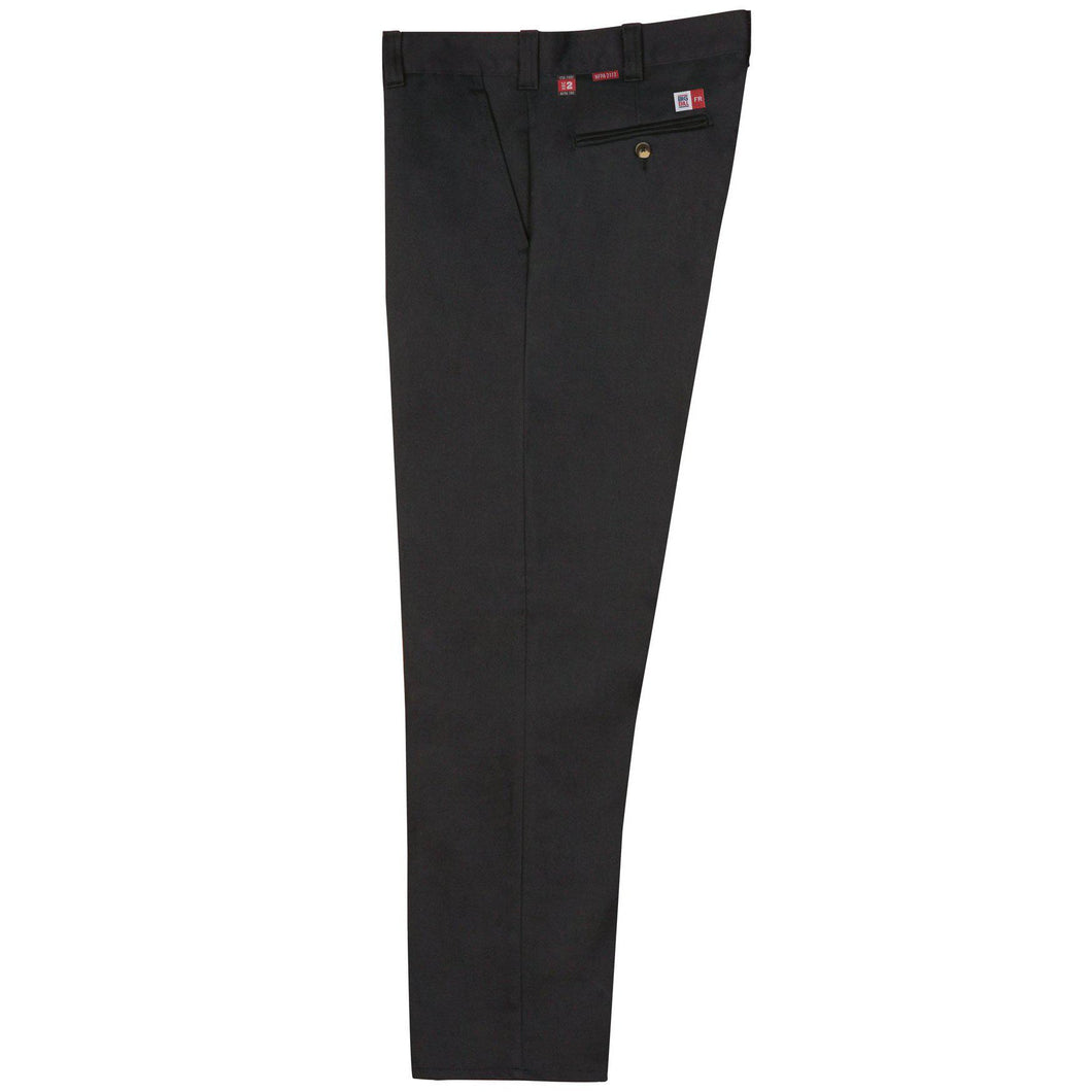 Big Bill FR TX1431US9-BLK Black Work Pants Regular Fit - Fire Retardant Shirts.com