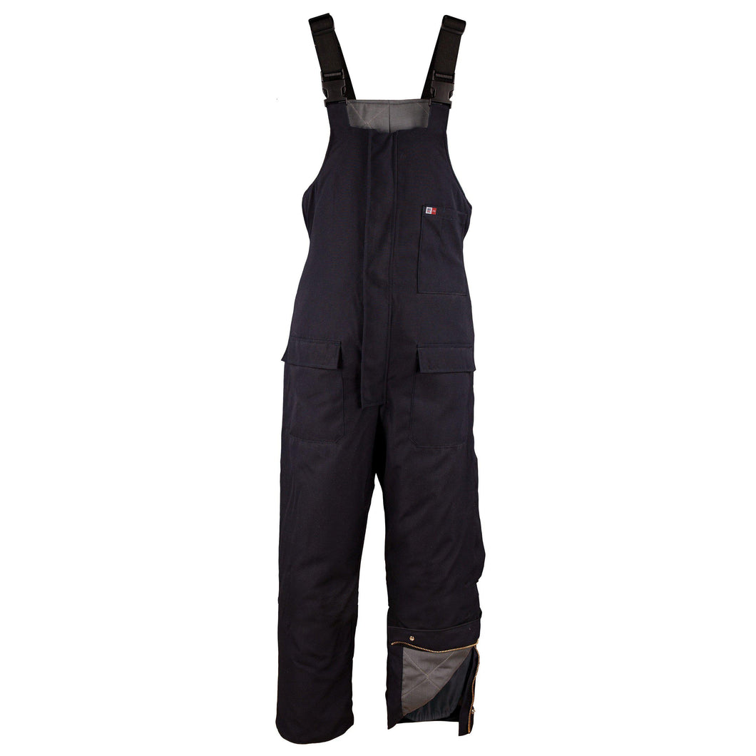 Big Bill FR M900US7-NAY Navy Insulated Bib Overall - Fire Retardant Shirts.com