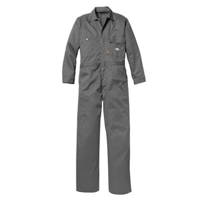 Rasco FR FR2803GY Gray Lightweight Coverall - Fire Retardant Shirts.com